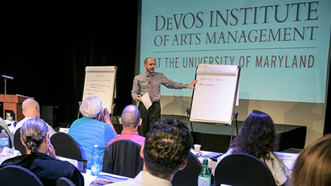 FELLOWSHIPS FOR ARTS MANAGERS